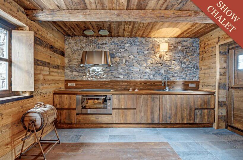 Chalet 1 Holiday home_4