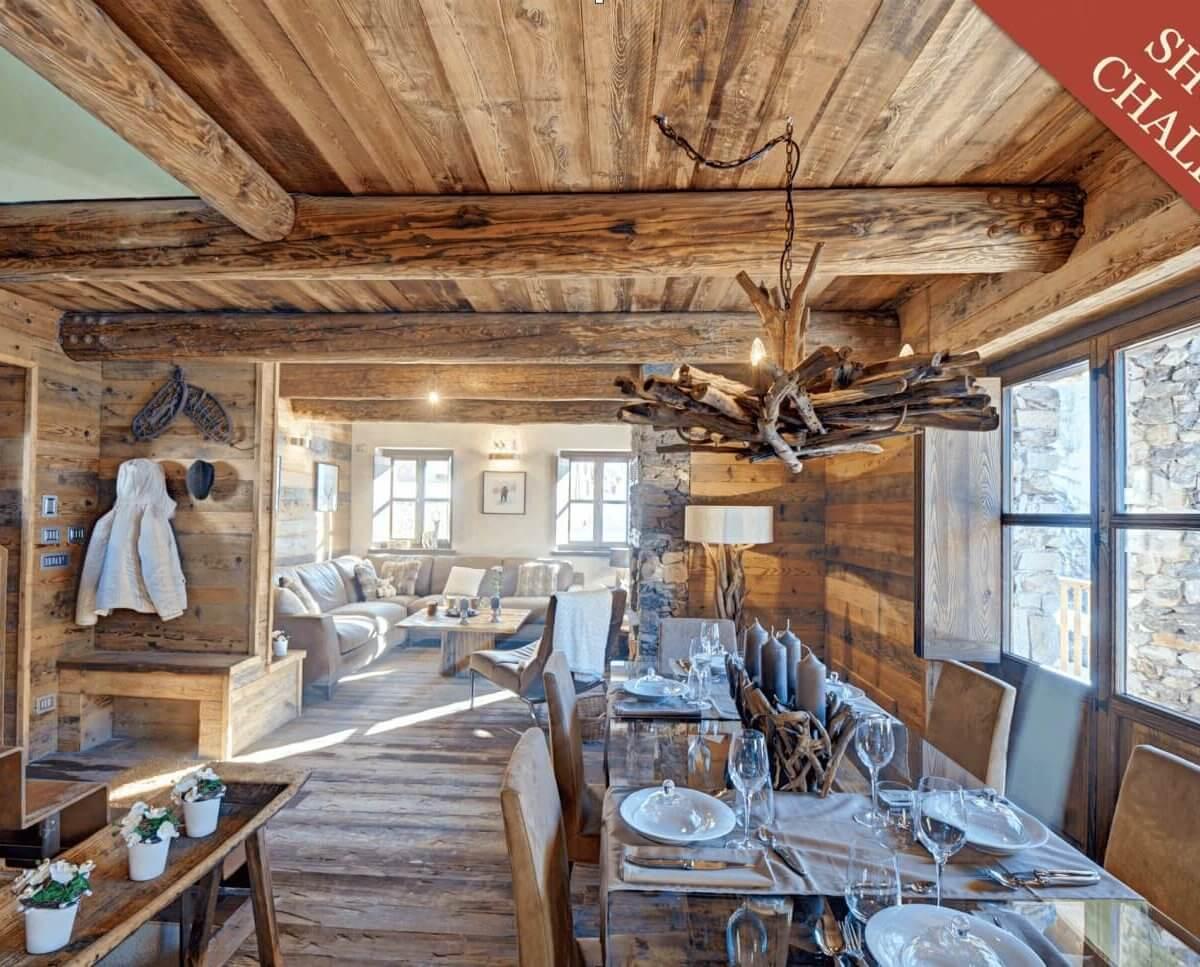 Ski-in & ski-out Chalet 2