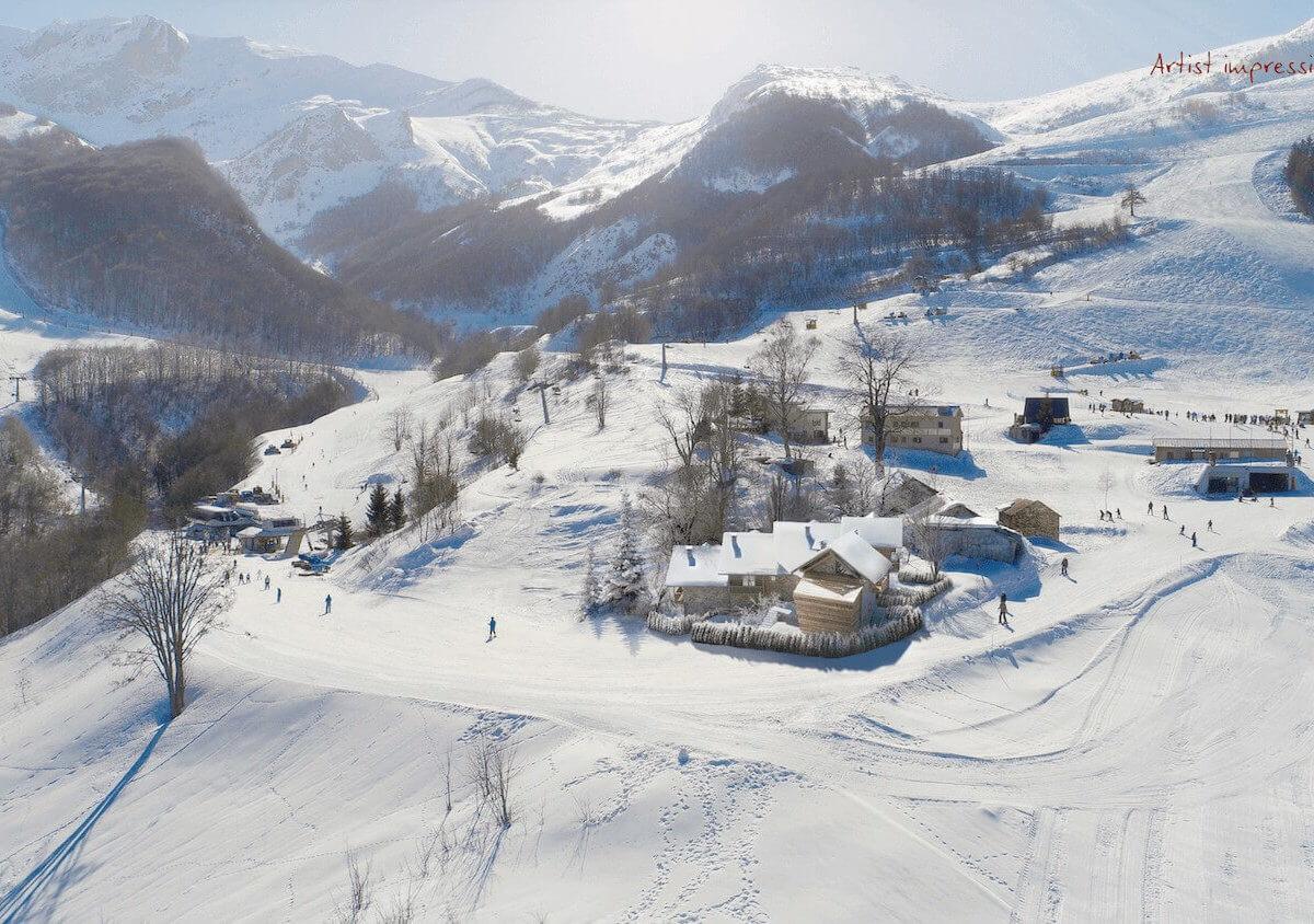 Ski-in & ski-out Chalet 4