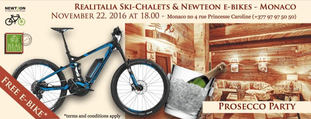 MTB Limone and Realitalia_Newteon Event November 22 Monaco – Ski-Chalets, Limone
