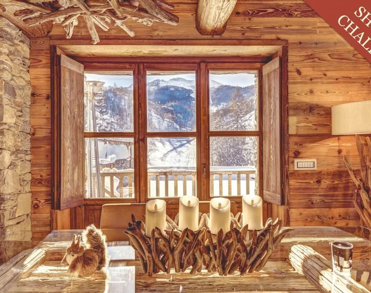 Ski-in & ski-out Chalet 6