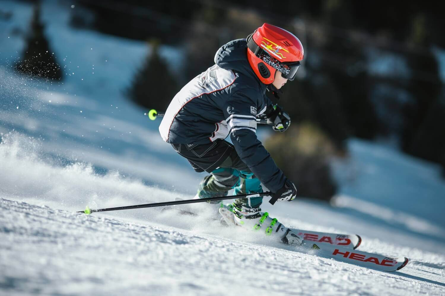 A Passion for Skiing